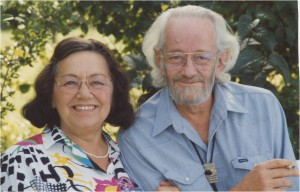 Louise und Bruno Huber